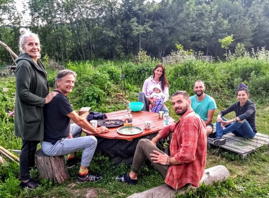 Porodično okupljanje